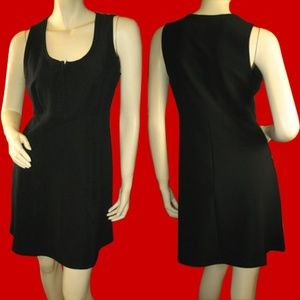 Womens Sheath Little Black Dress Sleeveless A Line